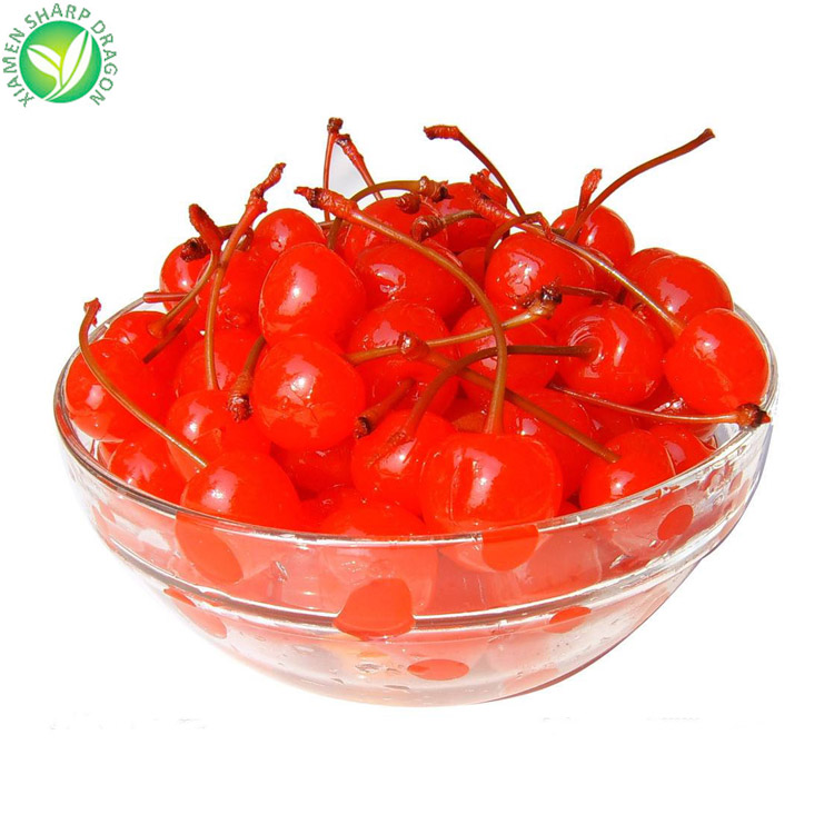 hot selling Canned Fruits Product Canned Red Cherry
