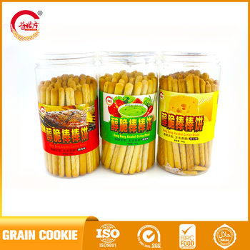 hot sale delicious vegetable Toasty milk stick biscuits