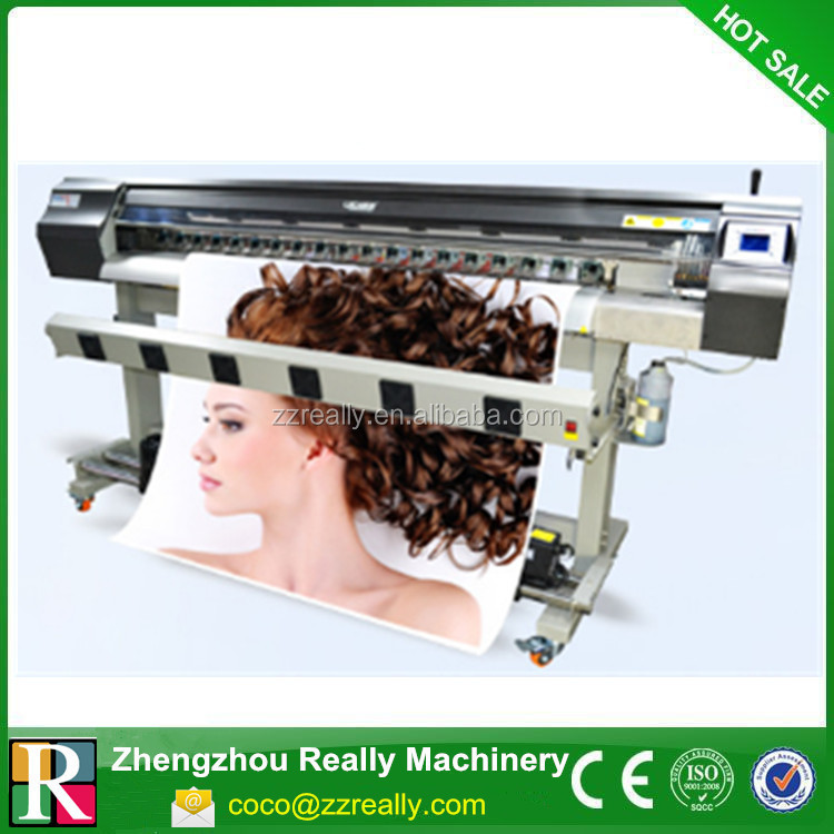 Best Price Wide Format Really dx5 Head Digital Advertisting Solvent Inkjet Plotter/Printer/Printing Machine