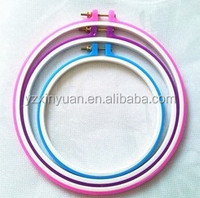 Plastic embroidery Hoop,High-quality,