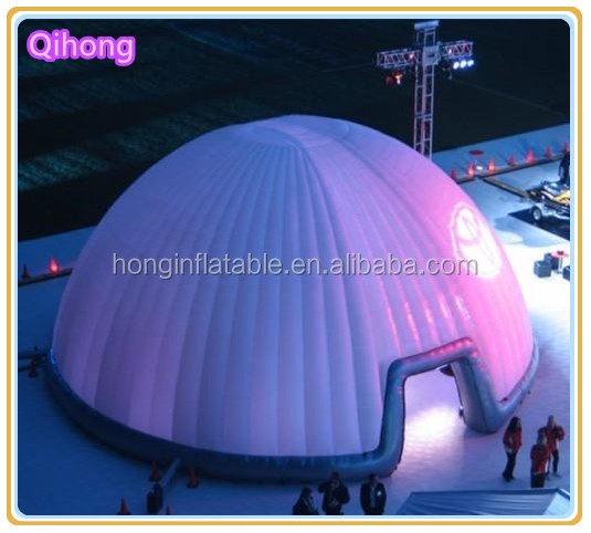 10 x10 tents Exhibition / Party / Wedding Tent Giant Outdoor Inflatable Dome Lawn Event Tent
