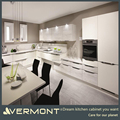 White European Flat pack modular Home Furniture Modern Kitchen Cabinet