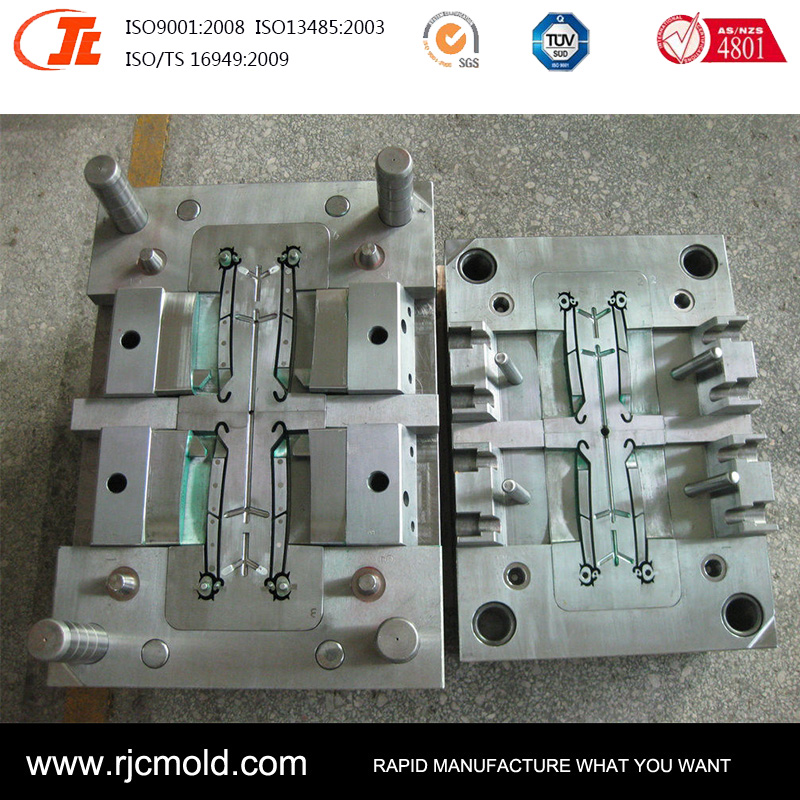 Hot/Cold runner Home Appliance Plastic Injection Molding/Plastic injection Mold for hook