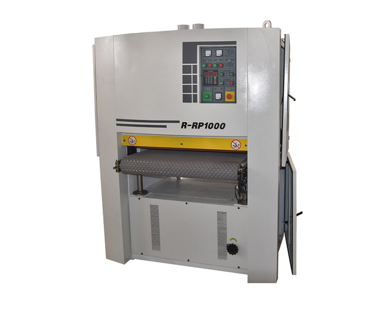 High efficiency customized plywood calibrating sanding machine