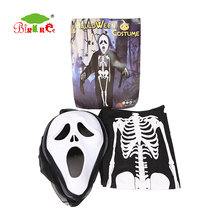 Ugly halloween horror party costume decorations