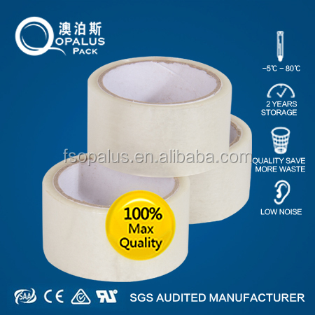 High Tensile Strength Durable Viscosity Pressure Sensitive Adhesive Tape