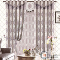 2014 china wholesale ready made curtain,lace curtain for windows