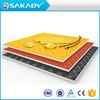Easy To Install YELLOW Rubber CCC
