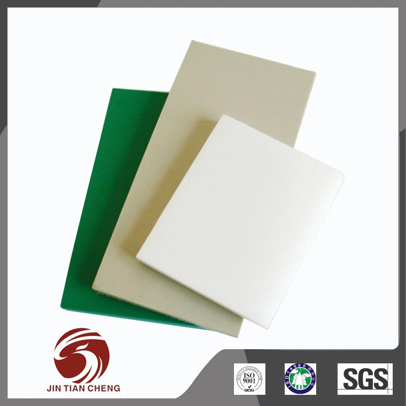 High quality polypropylene pp plastic plate sheet