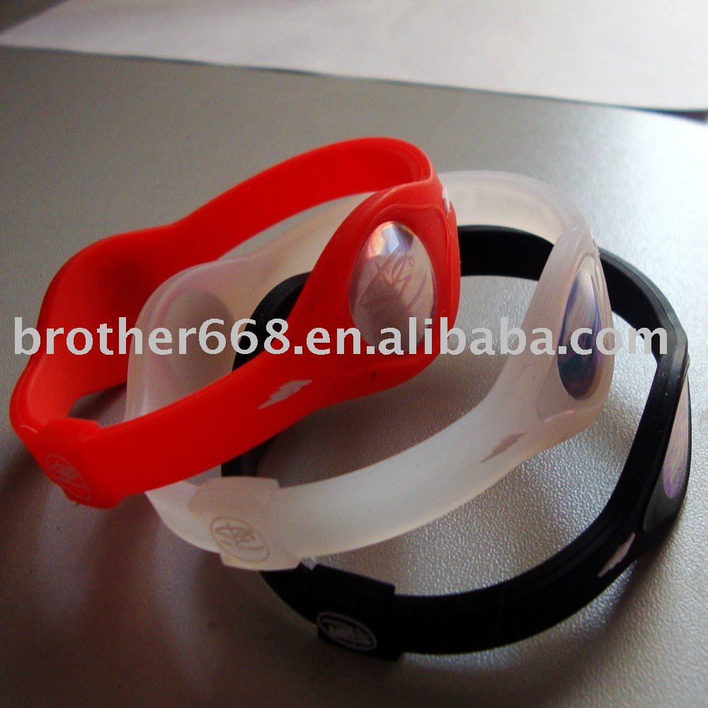2014 Hot!! sell silicone energy bracelets,pulsera de silicona customized shape and logo are welcomed,