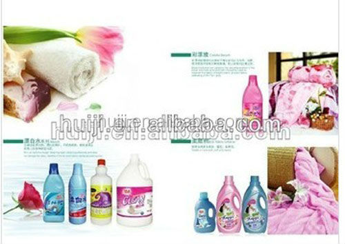 OEM Chemical Apparel Bleach Bulk Liquid
