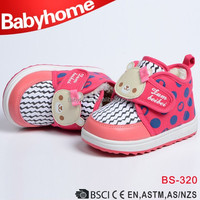 new style stock cute beautiful baby shoe wholesale