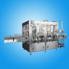 Beer filling production line GSQ-Z-PJGQ-18A-18A-4ADY01