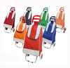 Manufacture cheap shopping luggage bag ,folding trolley bags