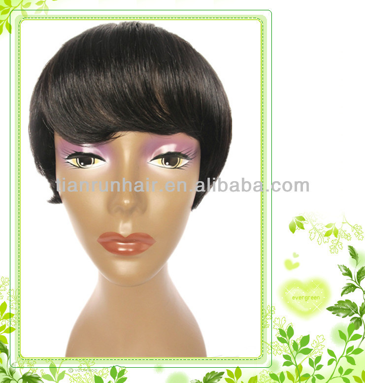 Best seller Tight Curly natural unprocessed wig weaving cap for wig