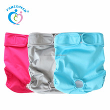 Washable Absorbent Female Dog Diaper Wraps For Pet