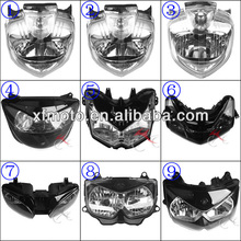 Motorcycle headlight for for Yamaha,Suzuki,Kawasaki,BMW, Honda, Ducati Honda