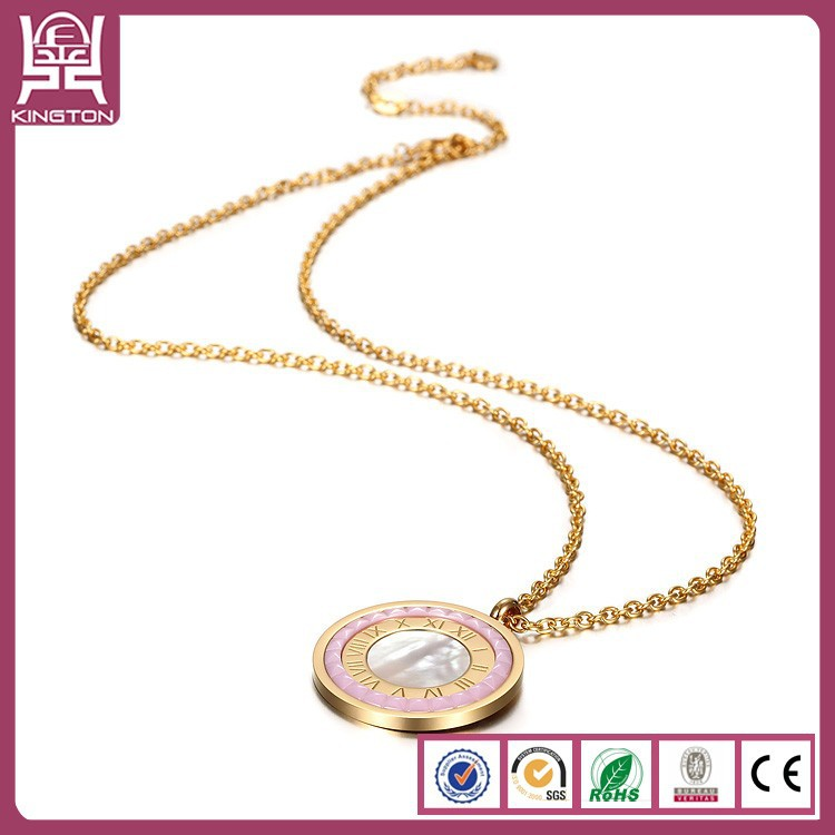 2014 China 14k gold jewelry necklace