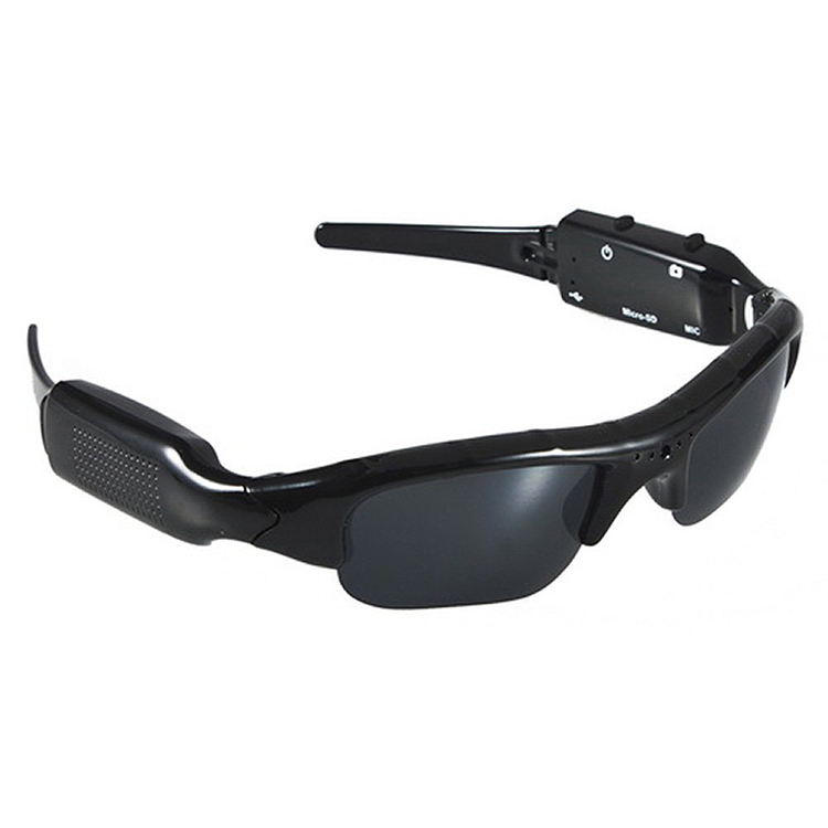 Hot sell plastic mould manufacturer making hd hidden spy camera glasses digital video recorder DV camcorder accessories