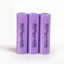 No MOQ top sale 3.7V 2500mAh 18650 lithium ion battery manufacturer