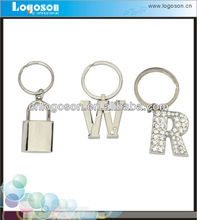 Best Promotional Metal Blank Lock Key Chain