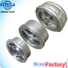 Wafer type vertical Lift check valve Price