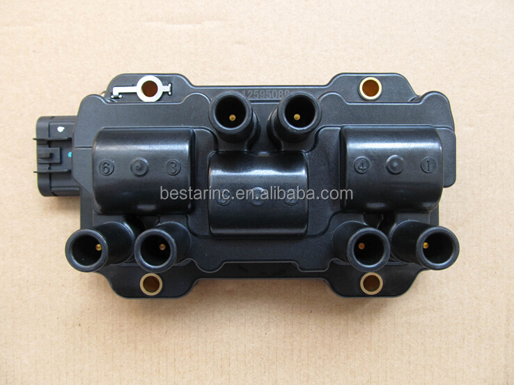 Germany car ignition coil 12131712223 12131712219