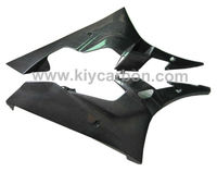 Carbon fiber lower fairing motorcycle part for Yamaha r6