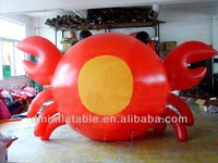 Inflatable crab For Sale/ Inflatable Helium Balloon for Advertising YP-42
