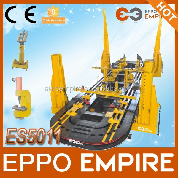 ES5011 Alibaba China machinery CE approved auto body frame machine/car bench machine/used mechanics tools for sale
