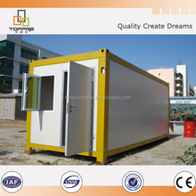 Living cheap high quality container house for sale