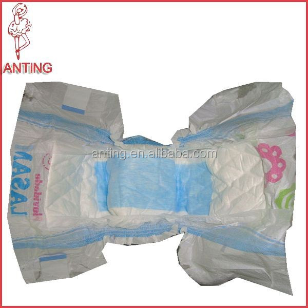 Top Quality Baby DIaper , High Absorption Baby Nappy, Comfortable Baby Diaper
