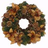 good quality christmas wreath for front door