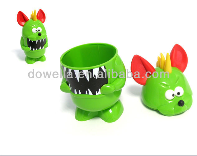 Plastic Lovely different kind Ice-cream Cup