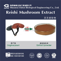 natural anti-tumor 4% triterpene Reishi Mushroom Extract