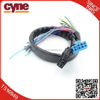 Factory OEM ODM amp custom automotive wire harness YN499 with TS16949