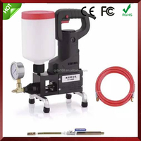 CHINA Two Grouting Injection Pump Epoxy Resin, High Pressure Portable Injection Pump