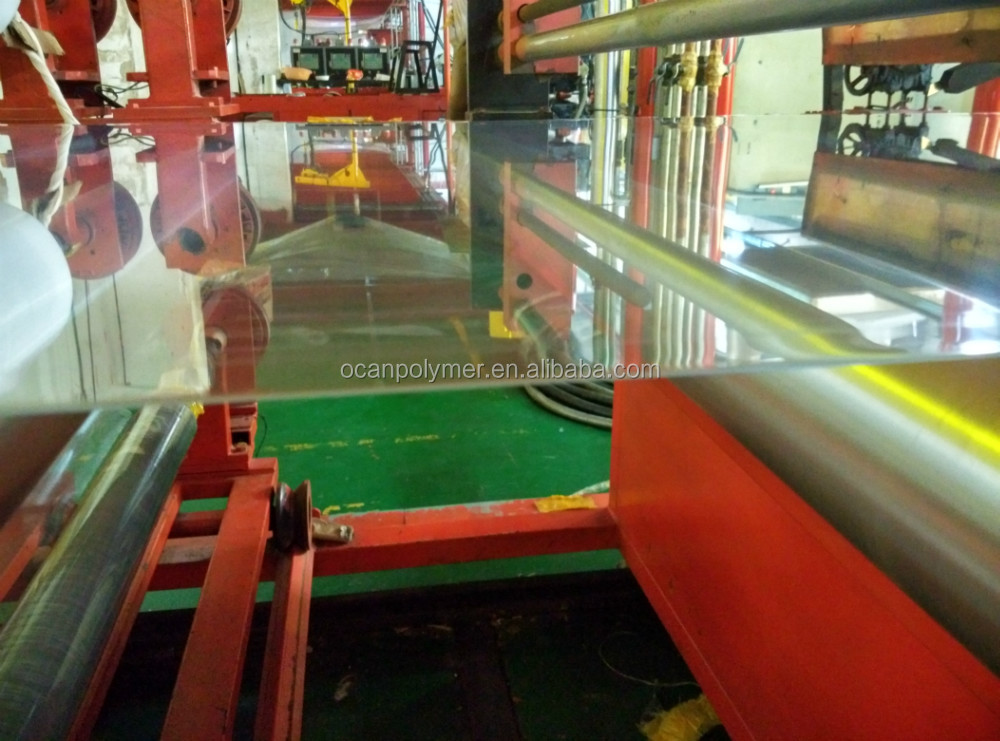 Transparent Rigid PVC Sheet/Plastic Sheet/Rigid Film