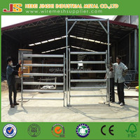 Newzealand Standard Galvanized Easy Install Livestock Fence Panel(Factory)