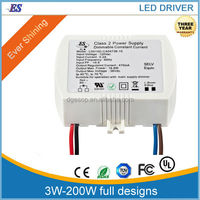 16W With Triac Dimmer AC-DC Constant current Led power supply