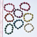 Seed Metal Beaded Bracelets Jewellery American Style, Handcrafted Beaded Jewelry Wholesale