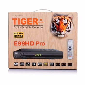 Tiger E99pro Full HD 1080p DVB-S Cable TV Set Top Box