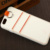 BASEUS Lang Dual Card Slot Holder Pocket Back Case with Ring For iPhone 6 6S 4.7 inch Mobile Phone Protector Case Leather Cover