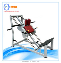 Muscle Training Machine Hack Squat and leg press products/ Gym equipment bodybuilding