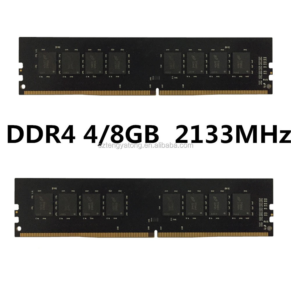 2018 Wholesale Full compatible unbuffered Memory ddr4 2133MHz DDR4 4GB 8GB