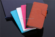 2015 Hot sell wallet leather case for huawei ascend g7,For huawei ascend 7 leather case,Case for huawei ascend 7