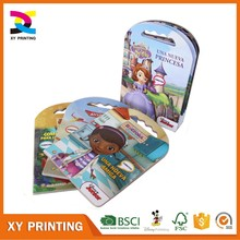 Cheap child book printing in China factory