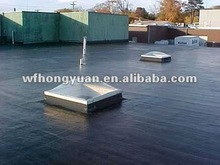 epdm waterproofing materials for concrete building roof