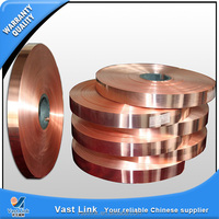 New design nickel plated copper strips with competitive price