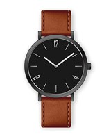 Supply Bauhaus stylish design japan pc21 watch with alloy case